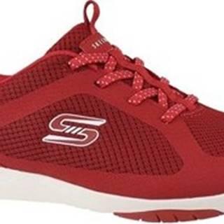 Skechers Tenisky Lolow Červená