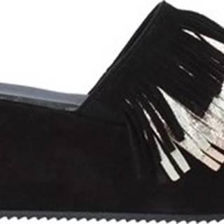 Grace Shoes Sandály C21 Černá