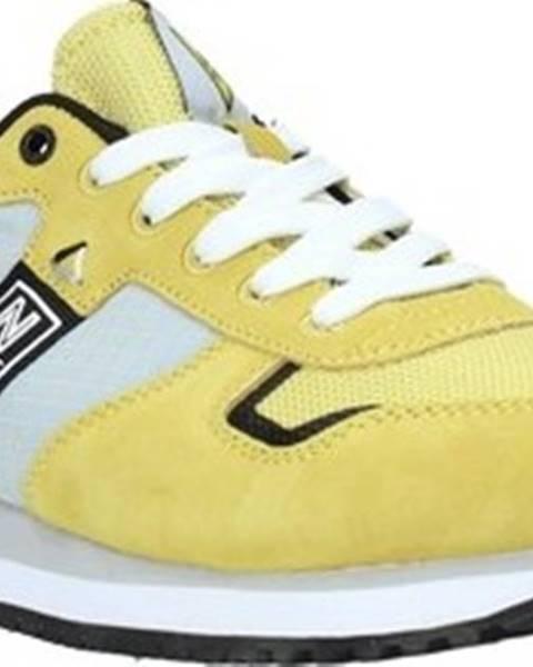 Žluté tenisky Navigare