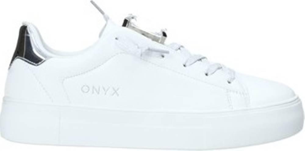 ONYX Onyx Tenisky S20-SOX701 Stříbrná
