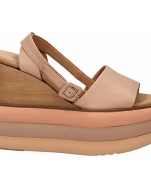 Růžové sandály Paloma Barcelò