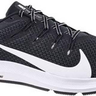 Nike Běžecké / Krosové boty Quest 2 Černá