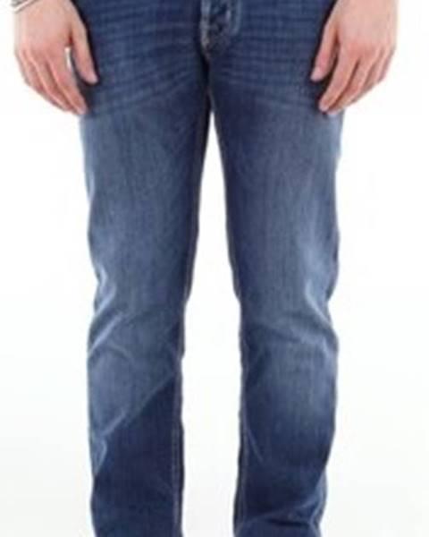 Modré kalhoty Jacob Cohen