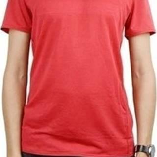 adidas Trička s krátkým rukávem Supernova Short Sleeve Tee M Červená