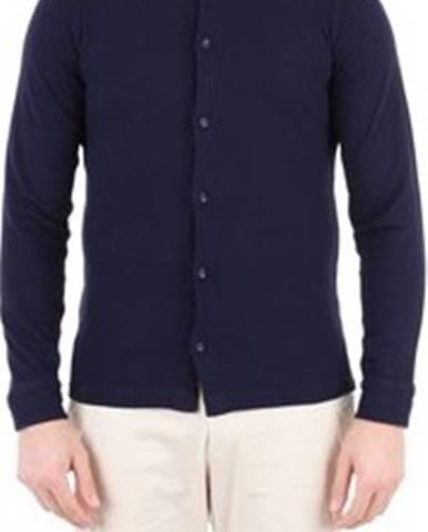 Jeordie's Košile s dlouhymi rukáv 180694 Modrá