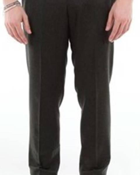 Zelené kalhoty Berwich
