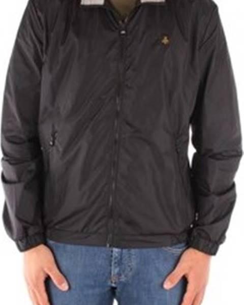 Černá bunda Refrigiwear
