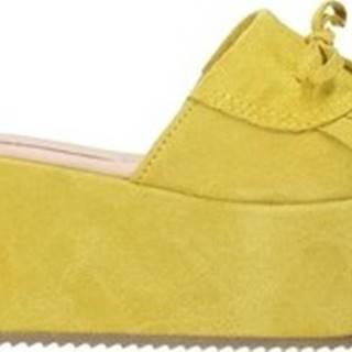 Grace Shoes Sandály C3 Žlutá