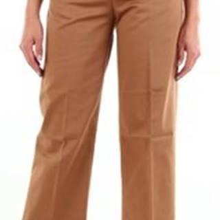 Department Five Oblekové kalhoty D19P51F1929 Béžová