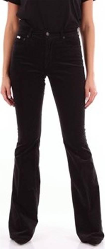 People People Kapsáčové kalhoty W3015A291A Černá