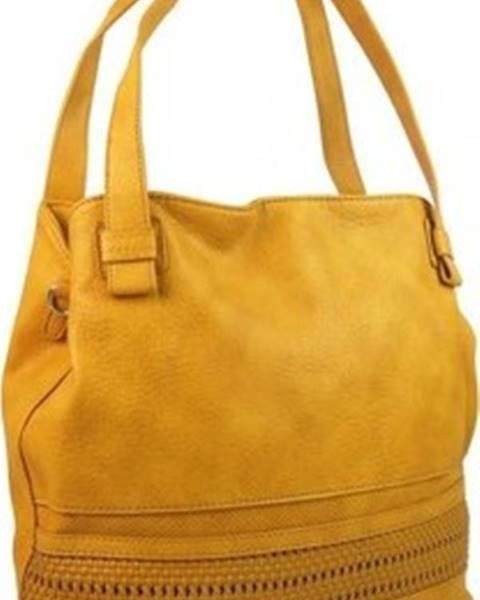 Žlutá kabelka BELLA BELLY