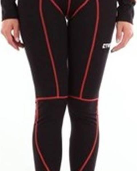 Černé kalhoty Heron Preston