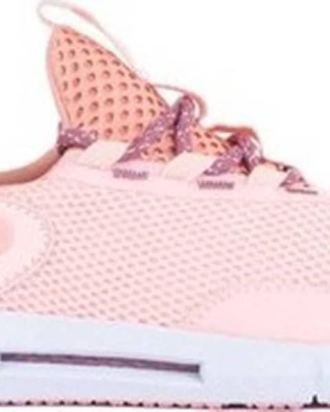 Růžové tenisky under armour