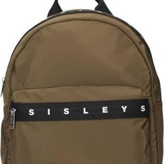 Sisley Batohy 6GFPW139S Zelená