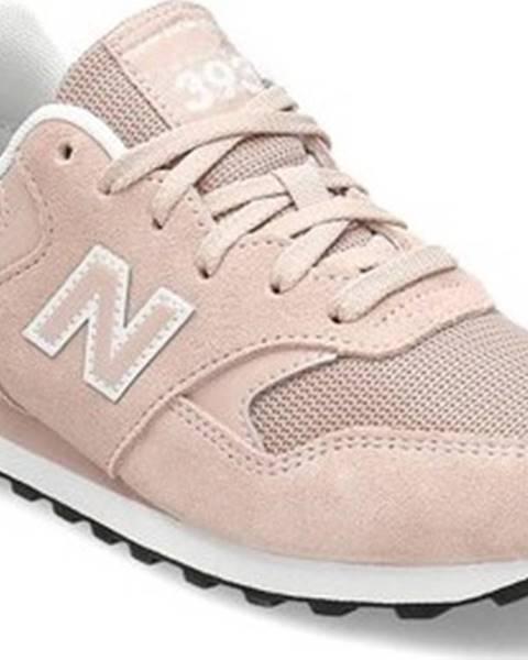 Růžové tenisky new balance