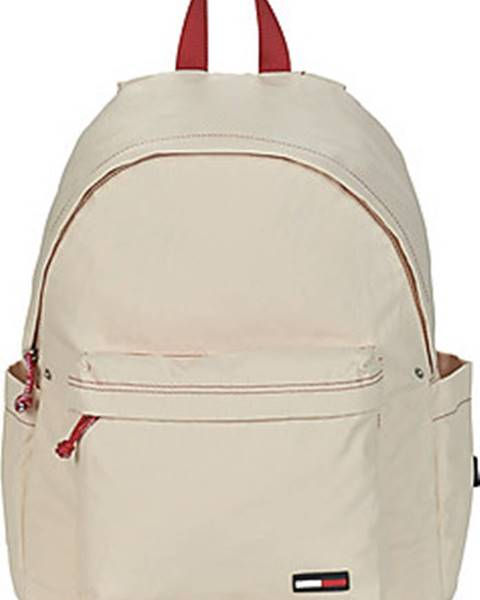 Béžový batoh Tommy Jeans