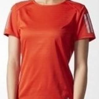 adidas Trička s krátkým rukávem KR.REKAW CORRED RS SS TEE W Červená