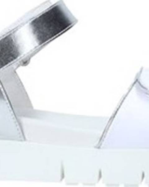 Stříbrné sandály LUMBERJACK