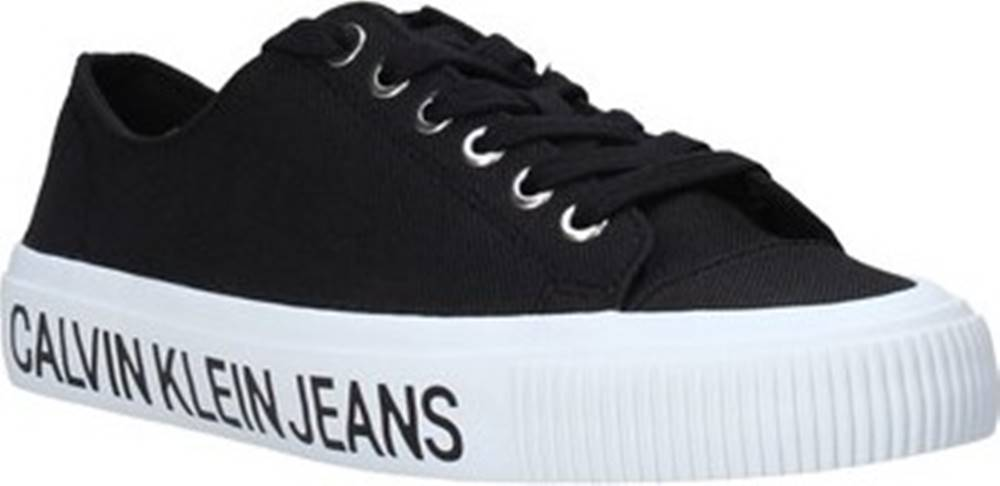 calvin klein jeans Calvin Klein Jeans Tenisky B4R0807X Černá