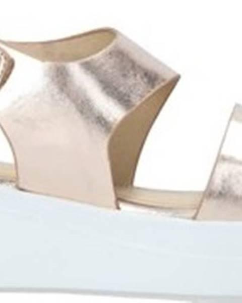 Růžové sandály Impronte