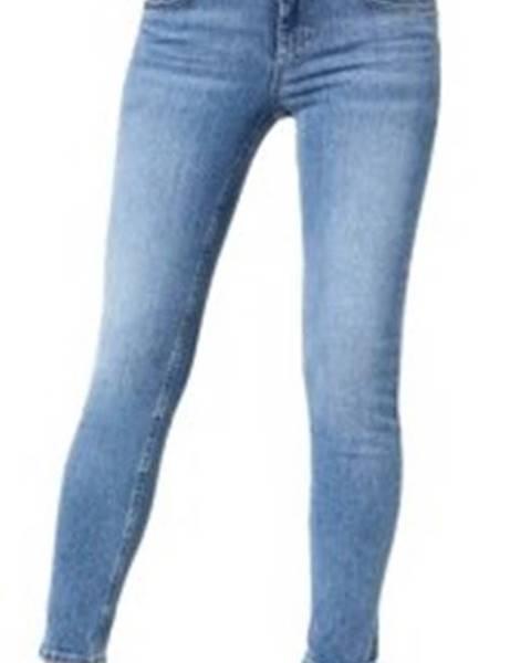 Modré kalhoty Liu.Jo