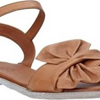 Bueno Shoes Sandály 9N5022 Hnědá