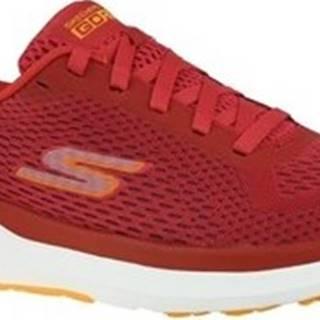 Skechers Běžecké / Krosové boty Pure Červená