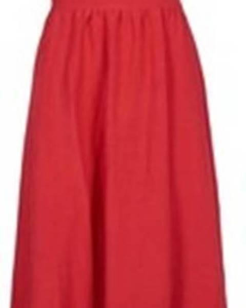 Červené šaty YES ZEE