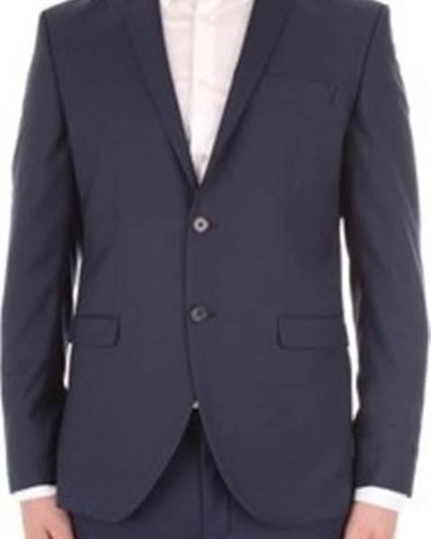 Modrá bunda Premium by Jack & Jones