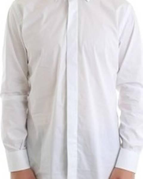 Bílá košile Del Siena
