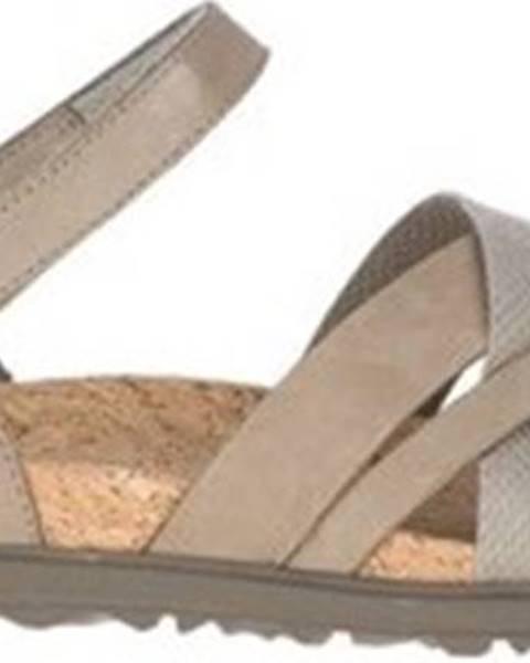 Béžové sandály Merrell