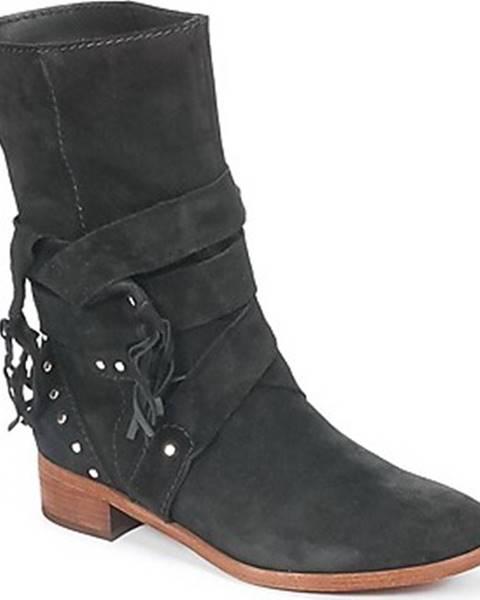 Černé boty See By Chloe