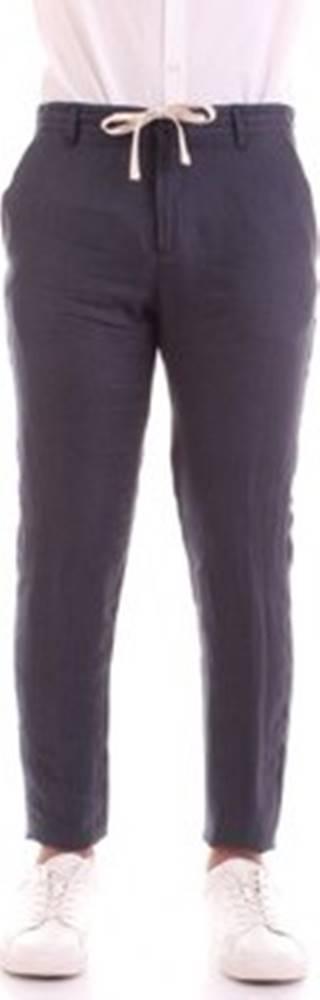 Bicolore Bicolore Oblekové kalhoty F2619S-OLEANDRO Modrá