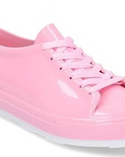 Růžové tenisky Melissa