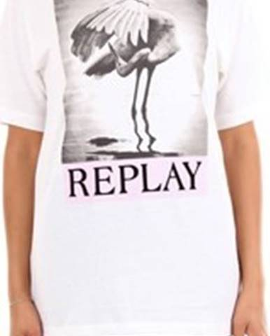 Topy, trička, tílka Replay
