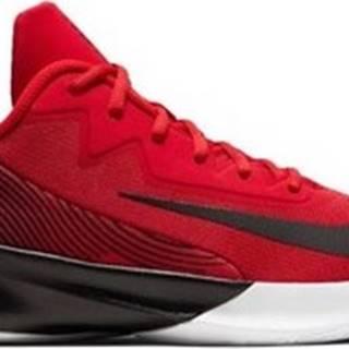 Nike Běžecké / Krosové boty Air Precision IV Červená