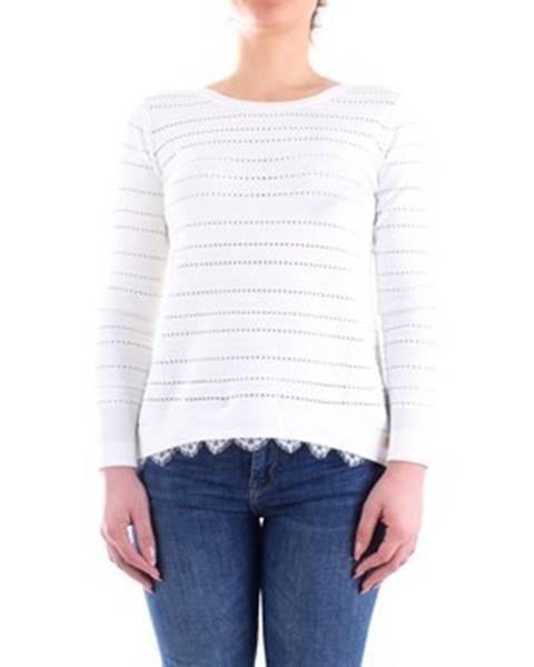 Bílý svetr Fracomina