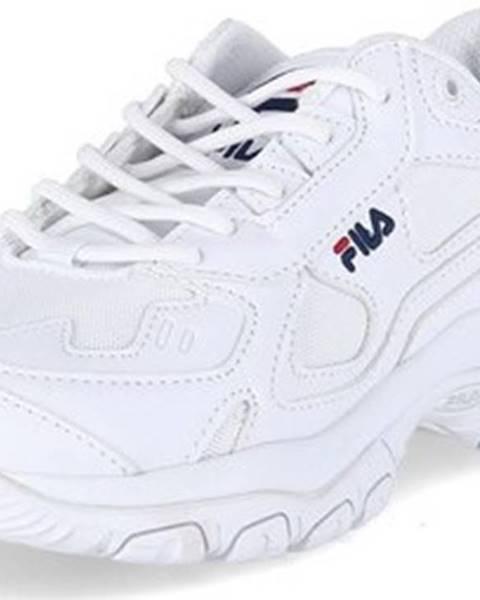 Bílé tenisky fila