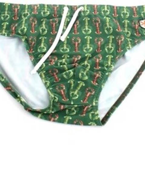 Zelené plavky San Vito