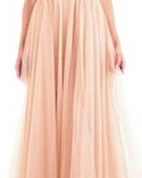 Zlaté šaty Vittoria Romano