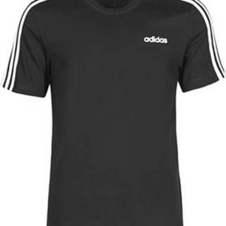 adidas Trička s krátkým rukávem E 3S TEE Černá