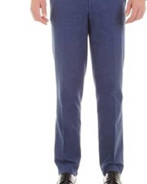 Modré kalhoty Premium by Jack & Jones