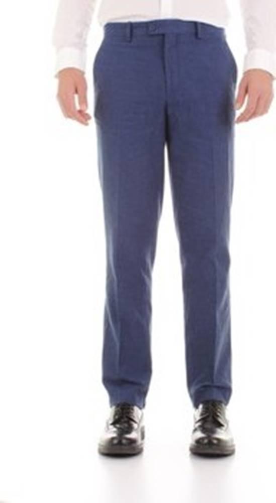 Premium by Jack & Jones Premium By Jack jones Oblekové kalhoty 12151691 Modrá
