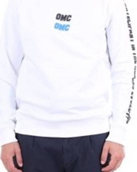Bílá mikina Omc