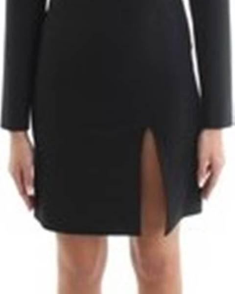 Černé šaty Roberto Cavalli