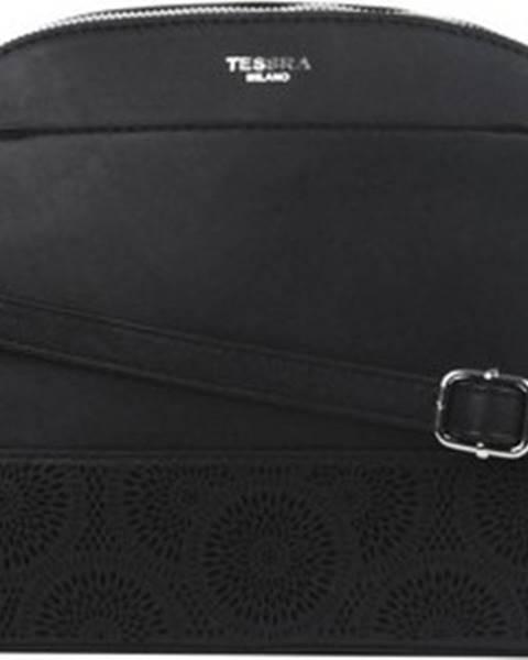 Černá kabelka Tessra