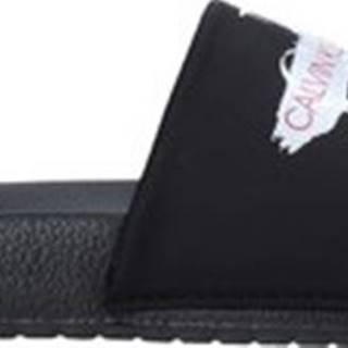Calvin Klein Jeans pantofle B4R0899 Černá