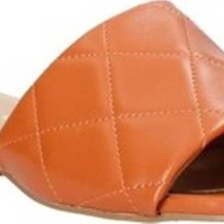Grace Shoes Dřeváky 971Y001 Oranžová