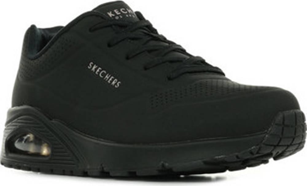 Skechers Skechers Tenisky Uno Stand On Air Černá