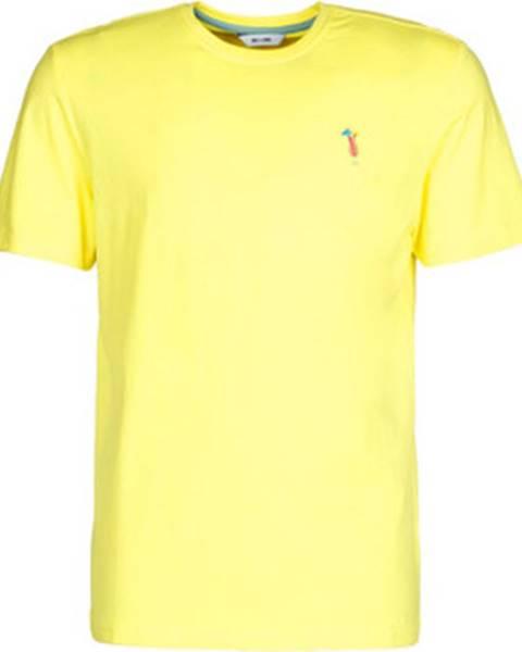 Žluté tričko only & sons